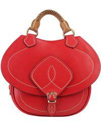 Maison Margiela - Mini Leather Cross-body Bag - Lyst