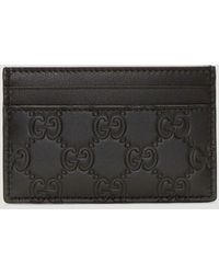 Gucci - GG Credit Card Holder - Lyst
