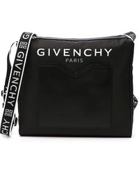 Givenchy 4g Light 3 Crossbody Bag - Black