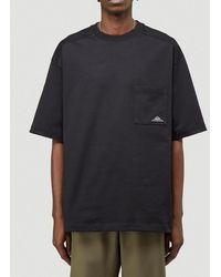OAMC - Patch Pocket T-shirt - Lyst