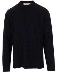 1017 ALYX 9SM Crewneck Knit Jumper - Black