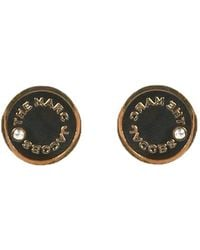 Marc Jacobs Other Materials Earrings - Black