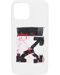 Off-White c/o Virgil Abloh Arrow-print Iphone 12 Pro Max Case - White