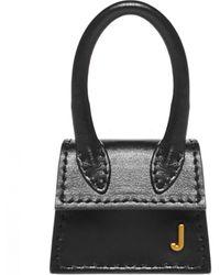 Jacquemus Le Petit Chiquito Mini Crossbody Bag - Black