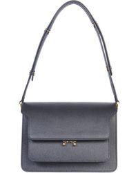 Marni Trunk Shoulder Bag - Multicolour