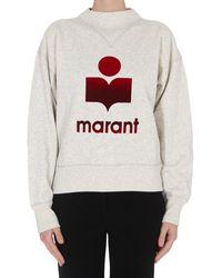 Étoile Isabel Marant Moby Sweatshirt - White