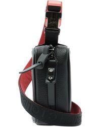 Christian Louboutin Blaster Mini Pouch - Black
