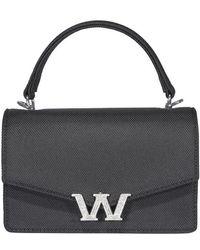 Alexander Wang W Legacy Mini Shoulder Bag - Black