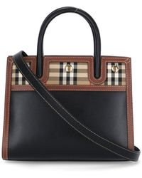 Burberry Bags.. Black