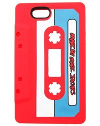 Marc Jacobs Iphone 5 Mix Tape Case - Red