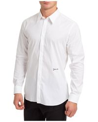 Givenchy Signature Embroidered Shirt - White