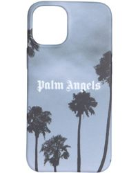Palm Angels Iphone 12 Mini Cover - Black