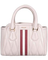 Bally Dommy Top-handle Bag - Pink