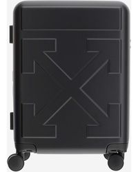 Off-White c/o Virgil Abloh Quote Luggage - Black