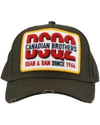 a1d0d3881 Canadian Brothers Logo Cap - Green