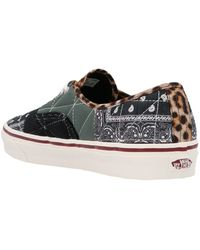 Vans - Authentic 44 Dx Patchwork Sneakers - Lyst