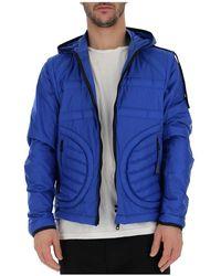 Moncler Genius Moncler X Craig Green Padded Hooded Jacket - Blue