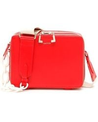 Lanvin Small Toffee Camera Bag - Red