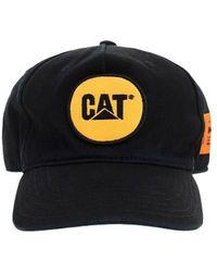 Heron Preston X Caterpillar Baseball Cap - Black