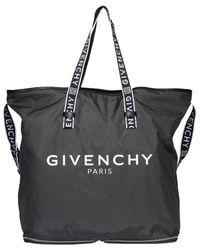 Givenchy 4g Packaway Tote Bag - Black