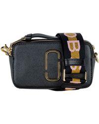 Marc Jacobs The Logo Strap Snapshot Camera Bag - Multicolour