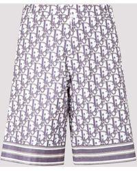 Dior Dior Oblique Shorts - Multicolour