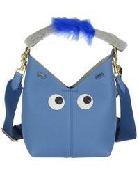 Anya Hindmarch - Mini Build A Bag Creature Tote Bag - Lyst