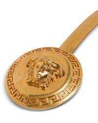 Versace Medusa Hair Pin - Metallic