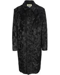 1017 ALYX 9SM Single-breasted Coat - Black