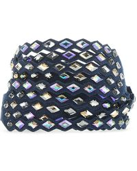 Swarovski Power Collection Bracelet - Blue