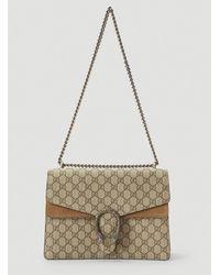 Gucci - GG Dionysus Medium Shoulder Bag - Lyst