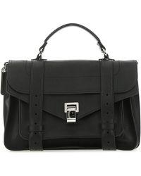 Proenza Schouler Ps1 Medium Shoulder Bag - Black