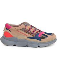 White Mountaineering Vibram Low-top Sneakers - Multicolour