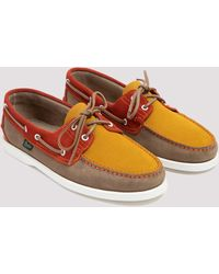 Paraboot Barth Boat Shoes - Multicolour