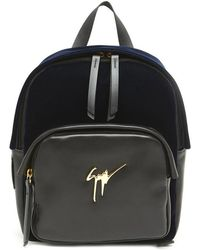 Giuseppe Zanotti - Logo Backpack - Lyst