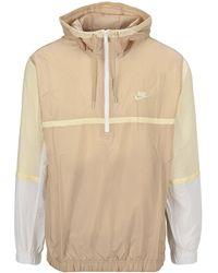 Nike - Sportswear Woven Hooded Jacket - Lyst