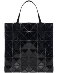 Bao Bao Issey Miyake Lucent Medium Prism Shopper Bag - Black