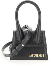 Jacquemus Le Chiquito Mini Tote Bag - Black