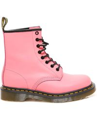 Dr. Martens 1460 Smooth Leather - Pink