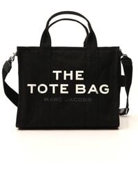 Marc Jacobs Small Traveler Tote Bag - Black