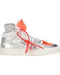 off white shoes high top