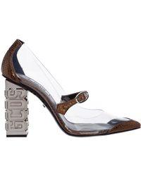 Gcds Court Shoes Court Heel Shoes - Multicolour