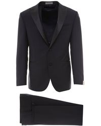Corneliani Virgin Wool Suit - Blue