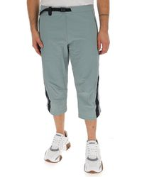 Asics Cropped Trackpants - Green