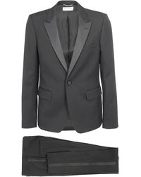 Saint Laurent Tailored Two-piece Tuxedo - Black