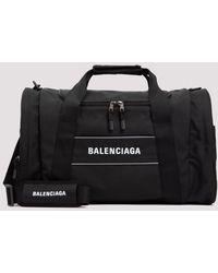 Balenciaga Sport Gym Duffle Bag - Black
