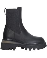 Woolrich Classic Ankle Boots - Black