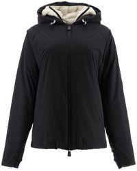 3 MONCLER GRENOBLE Valpelline Down Jacket 1 Technical - Black