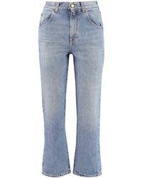 Saint Laurent 5-pocket Jeans - Blue