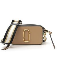 Marc Jacobs The Snapshot Camera Bag - Brown